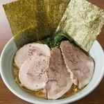 円満家 - 「ちゃーしゅー麺」
