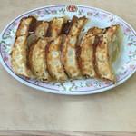 餃子の王将 - 料理写真:餃子2人前です。