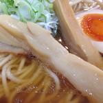 煮干鰮らーめん 圓 名古屋大須店 - アップ