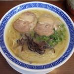 純とんこつ無双 - 料理写真:ラーメン(並)550円