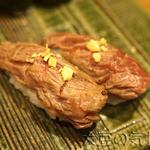門前仲町肉寿司 - 肉寿司