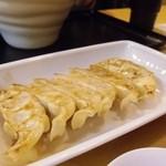 麺屋 ZETTON - 焼き餃子