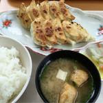 福みつ - 餃子定食 小  ¥890