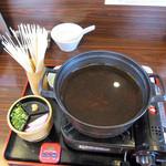 五島うどん - 料理写真:地獄だき
