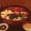 春彩 - 料理写真:三崎鮪鉄火丼