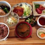 めぐたま - 季節の一汁五菜ランチ