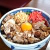 カーディナルガーデン - 料理写真:国産和牛ねぎすじお好み焼き