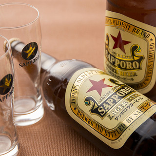 こだわりの『ビール』!