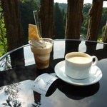 カフェレストラン美富士屋 - コーヒーとソフトクリーム