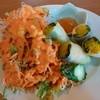 ガネサ - 料理写真:「サラダ&生春巻き」
