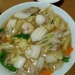 崎陽軒 中華食堂 - 八宝菜定食