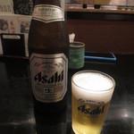 しん かるちぇ らたん - 瓶ビール(中瓶) 594円 (2016.5)