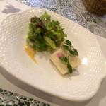 ジョイア・ミーア - 前菜とサラダ