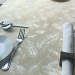 フレンチダイニング シェ ゆりの - テーブルセット