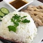 51625227 - 稲沢店さんの新メニュー 海南鶏飯!