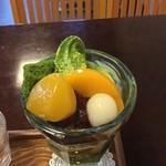 長峰製茶 - 抹茶サンデー