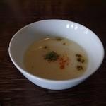 縷縷bois - 料理写真:じゃが芋のスープ