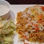 ムガルキッチン - ビリヤニ