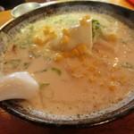 麺味 - 牛乳ラーメン