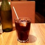 バルカフェ 南青山 - アイスコーヒー(ワンプレートデリランチ)