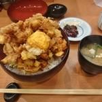 51630859 - ランチかき揚丼 1,000円