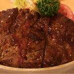 レストランito - ヒレステーキ丼1530円