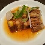 プラチナバード横浜 - 豚の角煮