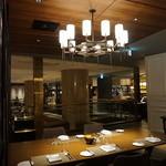 中国料理 「王朝」 - [内観] テーブル席 ⑤