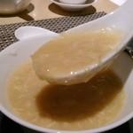 51634379 - [料理] 蟹粉玉米湯 アップ♪w