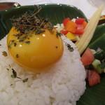 スパイスカレー43 - スパイス煮卵