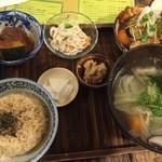 玄米食堂 ie -