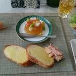 KOHYOイオン - お料理教室の先生のお料理です(*´∀`)