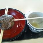 道の駅しちのへ 軽食コーナー - 料理写真:
