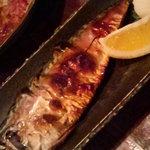 竹や - 鯖塩焼