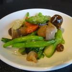 51642499 - 彩り野菜の炒め物