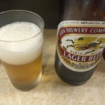 松与志 - ドリンク写真:瓶ビール