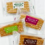 Budoonoki - 緑のぶどうのクリームサンド 24個入り3240円