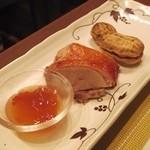 新中国料理 黄龍 - ロースト盛り合わせ(鴨)