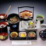 開花亭 - 料理写真:桜えびづくし御膳