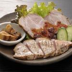 豚料理専門店 銀呈 - ローストポーク定食