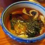 51650972 - 鯛めし(かけ汁)