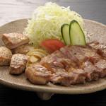 豚料理専門店 銀呈 - トンテキ定食