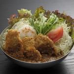 豚料理専門店 銀呈 - かつカレーサラダBOWL