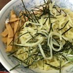 めんこう - (2016-5-31) つけ麵 醤油 (中)  780円
