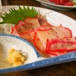 すき焼・鍋物 なべや - 鯨ベーコン