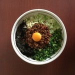 めん屋 大介 - 料理写真:台湾まぜそば