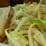 麺処 マゼル - まぜそば アップ
