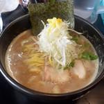 麺や 楓雅 - 豚骨魚介ラーメン 大盛220g