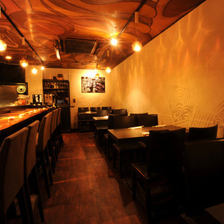 おしゃれな雰囲気の中で創作和食を楽しめる!梅田の隠家「達也」