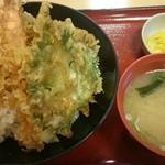 天丼専門店 てんき - 500円天丼